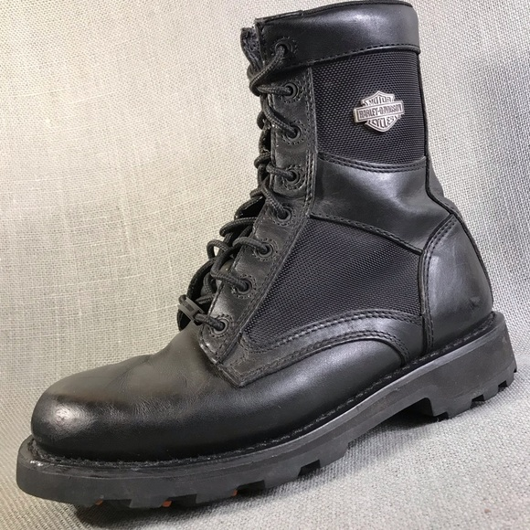 95f62d3c1e2e92 Harley-Davidson Other - Harley Davison motorcycle boots black leather 8.5